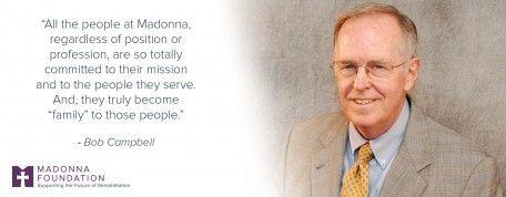 Foundation Donor Spotlight: Bob Campbell