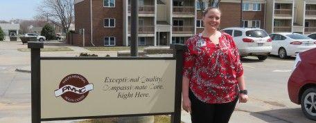 Young nurse proves strokes can happen to anyone